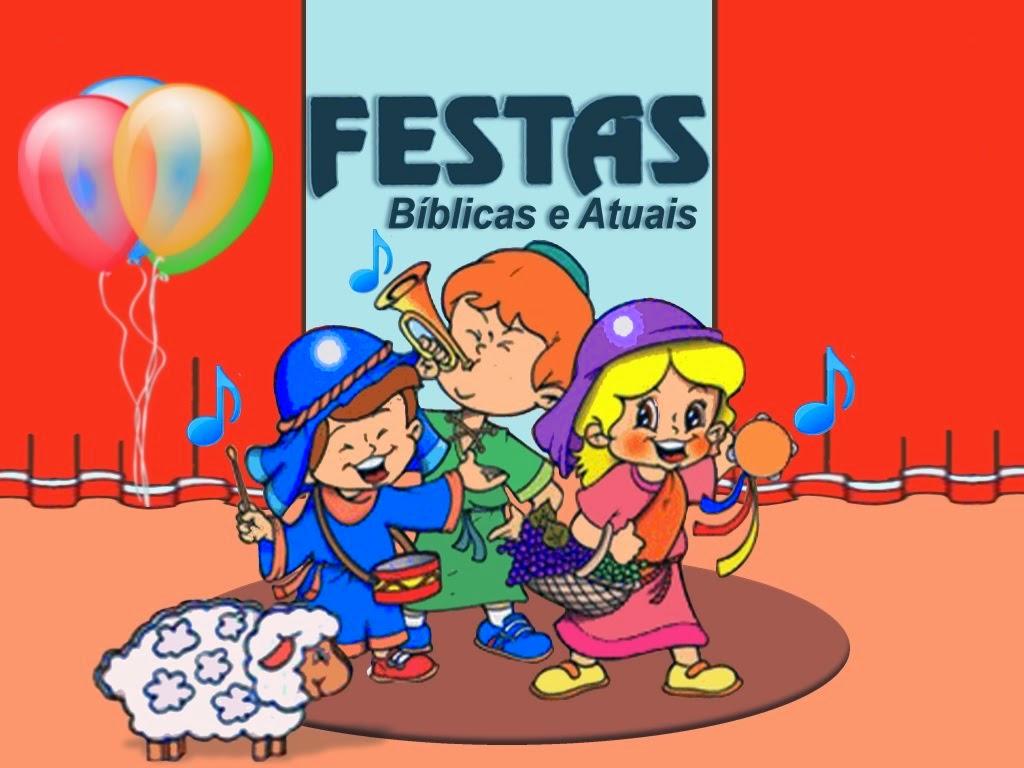 SLIDE FESTAS BÍBLICAS E ATUAIS (CAPA)