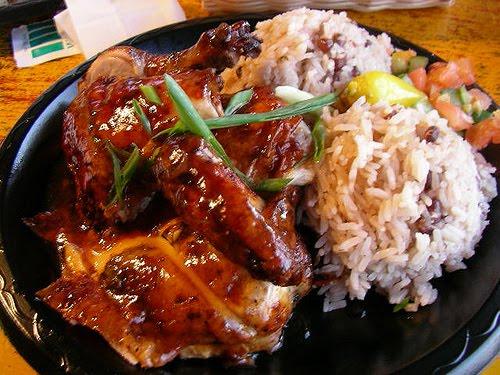 GOOD FOODIE: Jamaican Jerk Chicken