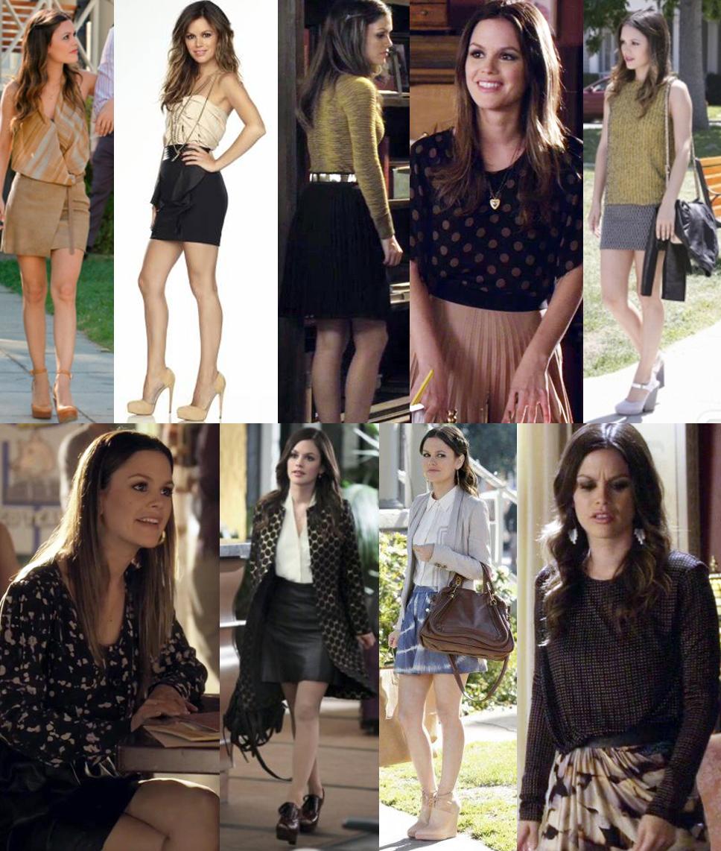 Rachel Bilson on Celebrity Style Guide
