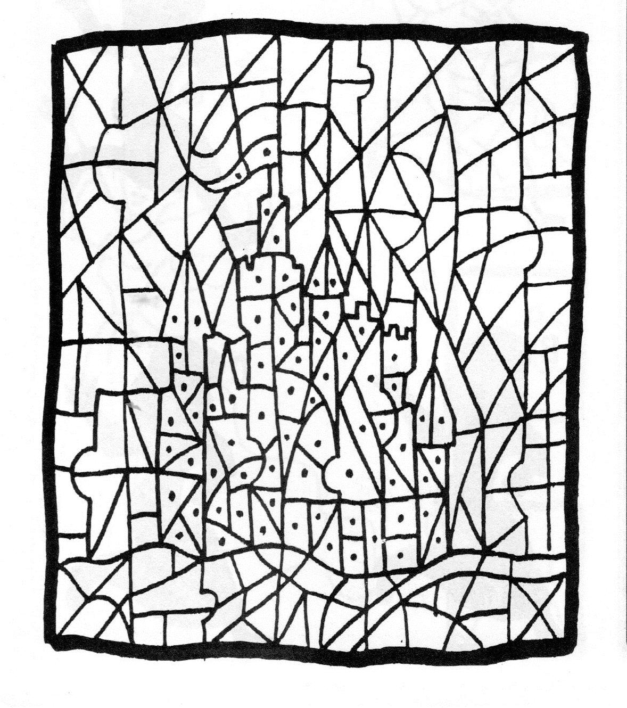 Mundo dos sonhos desenhos para trabalhar o vitral - Modelos de vidrieras ...