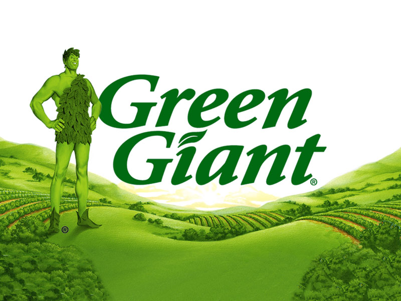 Picture link game. Green_giant