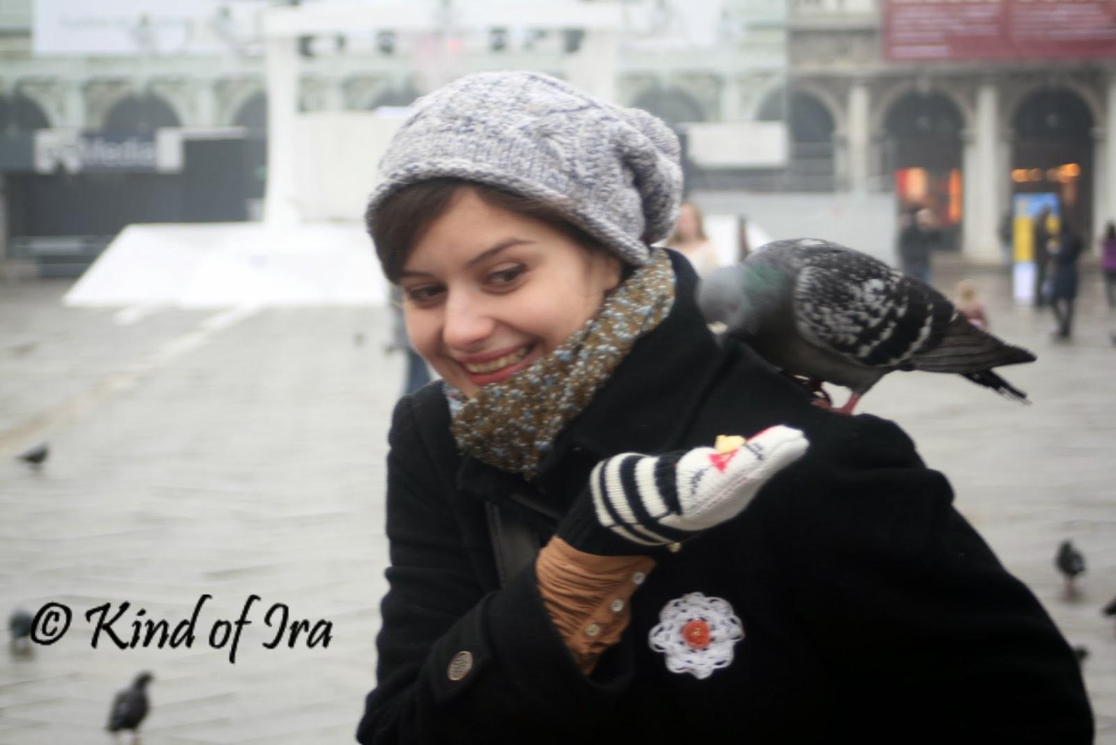 poze Venetia iarna