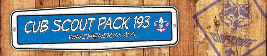 Cub Scout Pack 193