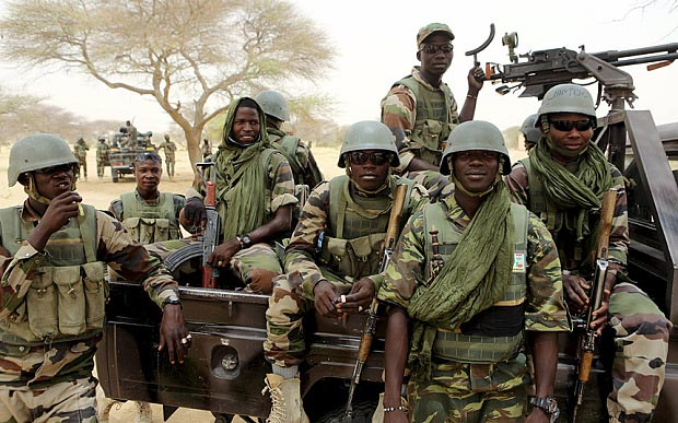 Panic In Delta As Soldiers Invade Villages In Search Of Tompolo Oil Pipeline Bombers