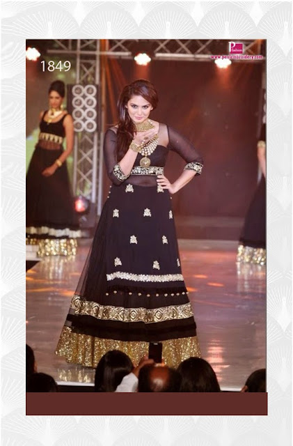 Latest Designer Anarkali Suit,Floor Length Anarkali Suit