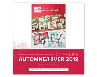 Catalogue automne/hivers