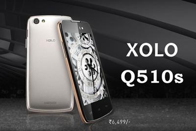 XOLO Q510s: 4-inch IPS, Quad Core,Dual SIM,3G, KitKat Phone Specs Price
