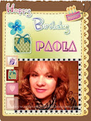 Regalo de Yannelitta por mi cumpleaños