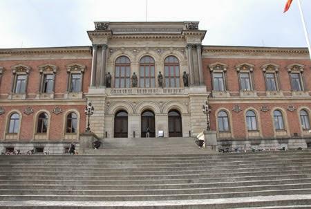 Homenaje a los arquitectos e ingenieros escandinavos en for Arquitecto universidad