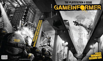Game Informer cover