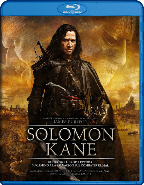 Solomon Kane (2009) BluRay 720p BRRip 700MB