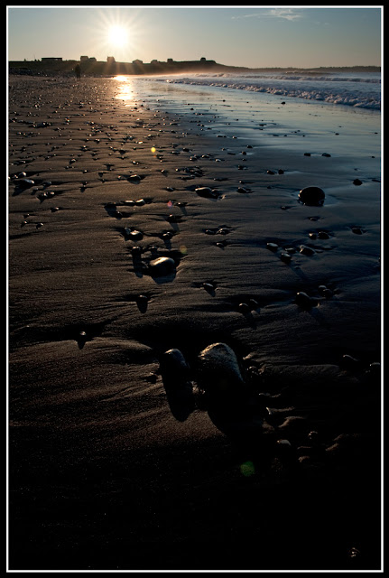 Nova Scotia; Dawn; Hirtle's Beach