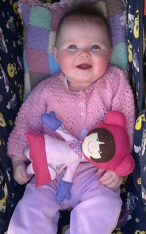 Little Evie Model