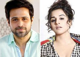 Emraan And Vidya Exicted