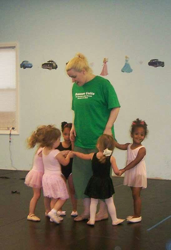 ballantyne dance classes 2 year olds