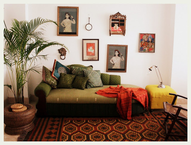 An indian summer shivani dogra for South indian home decor ideas