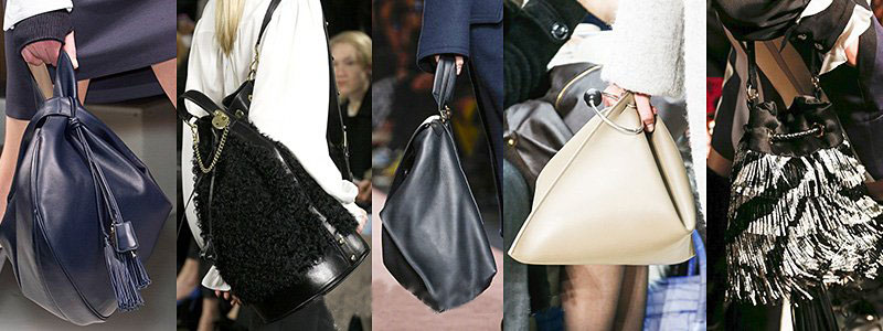 Fall 2013 Women's Handbags Fashion Trends
