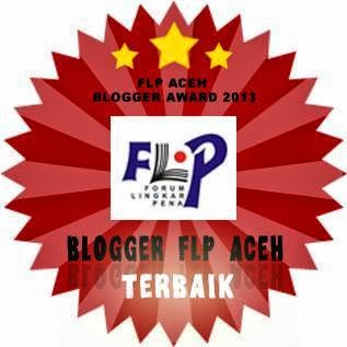 Blogger's Award