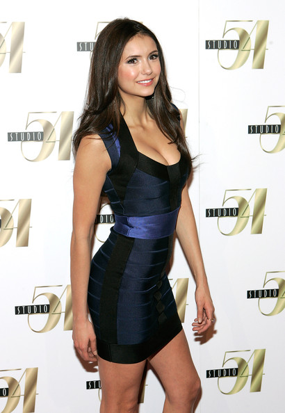 Nina Dobrev Fashion looks