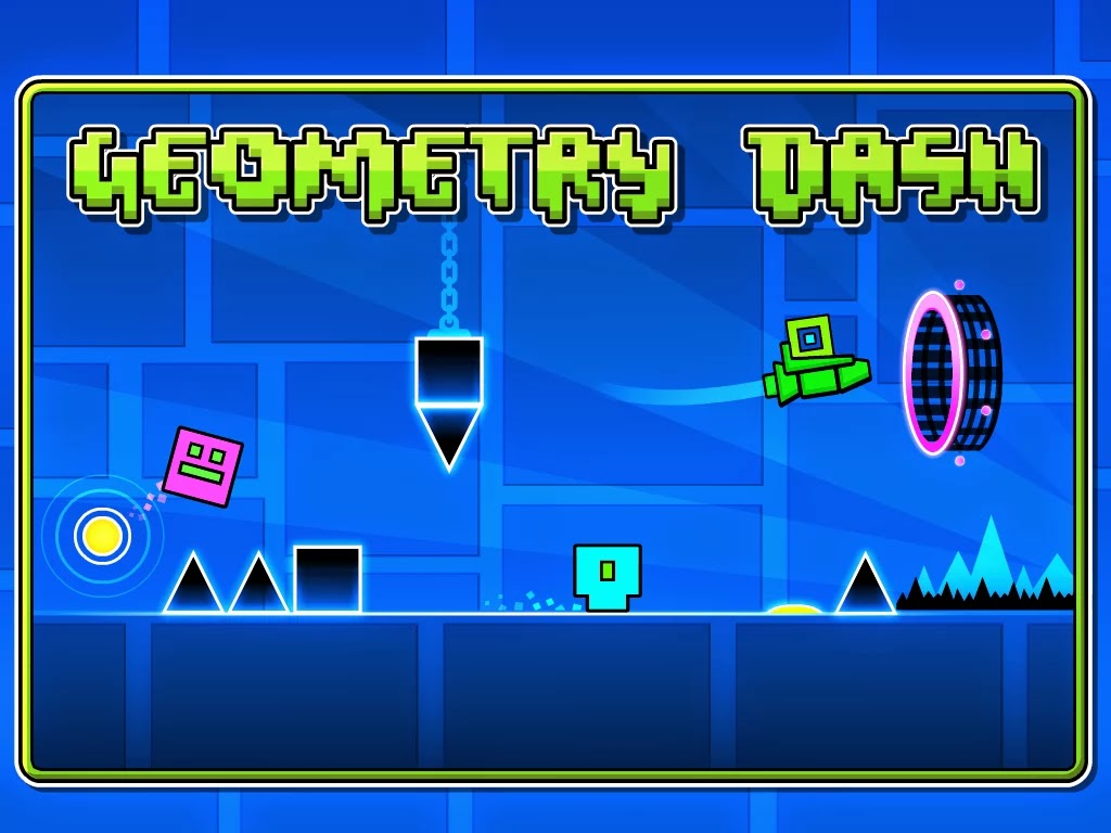 Geometry Dash v1.70 APK MANIA