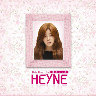Heyne (혜이니) - 달라 (Dalla) [1st Digital Single]