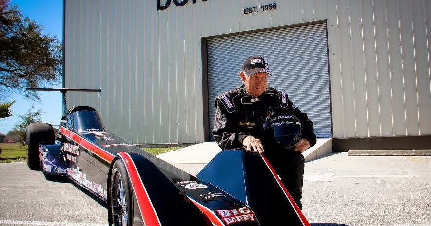 Garlits 200 Mph Dragster Gets Lawless V 6 Electric Motor