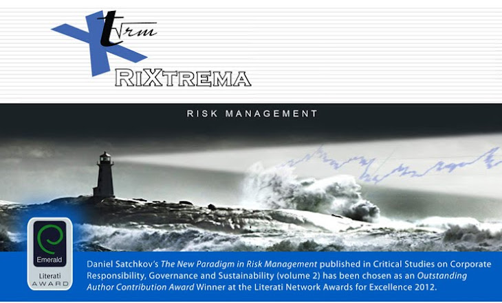 Extrema Risk Blog