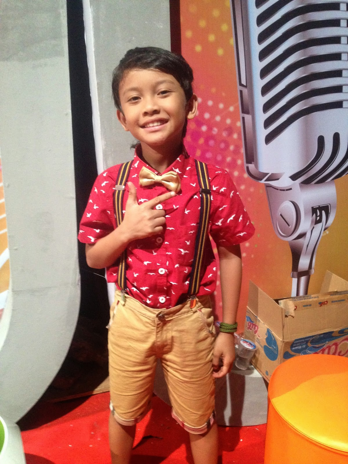 Finalis Indonesian Idol Junior Jojo Finalis Indonesian Idol
