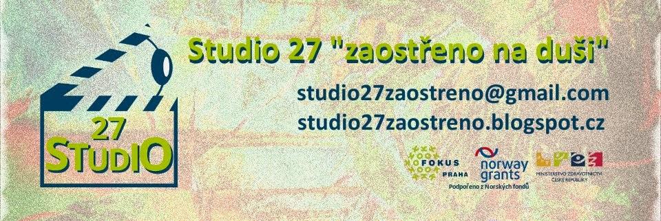 "Studio 27 ""zaostřeno na duši"""