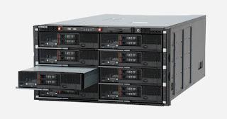 Hitachi Compute Blade 500 server