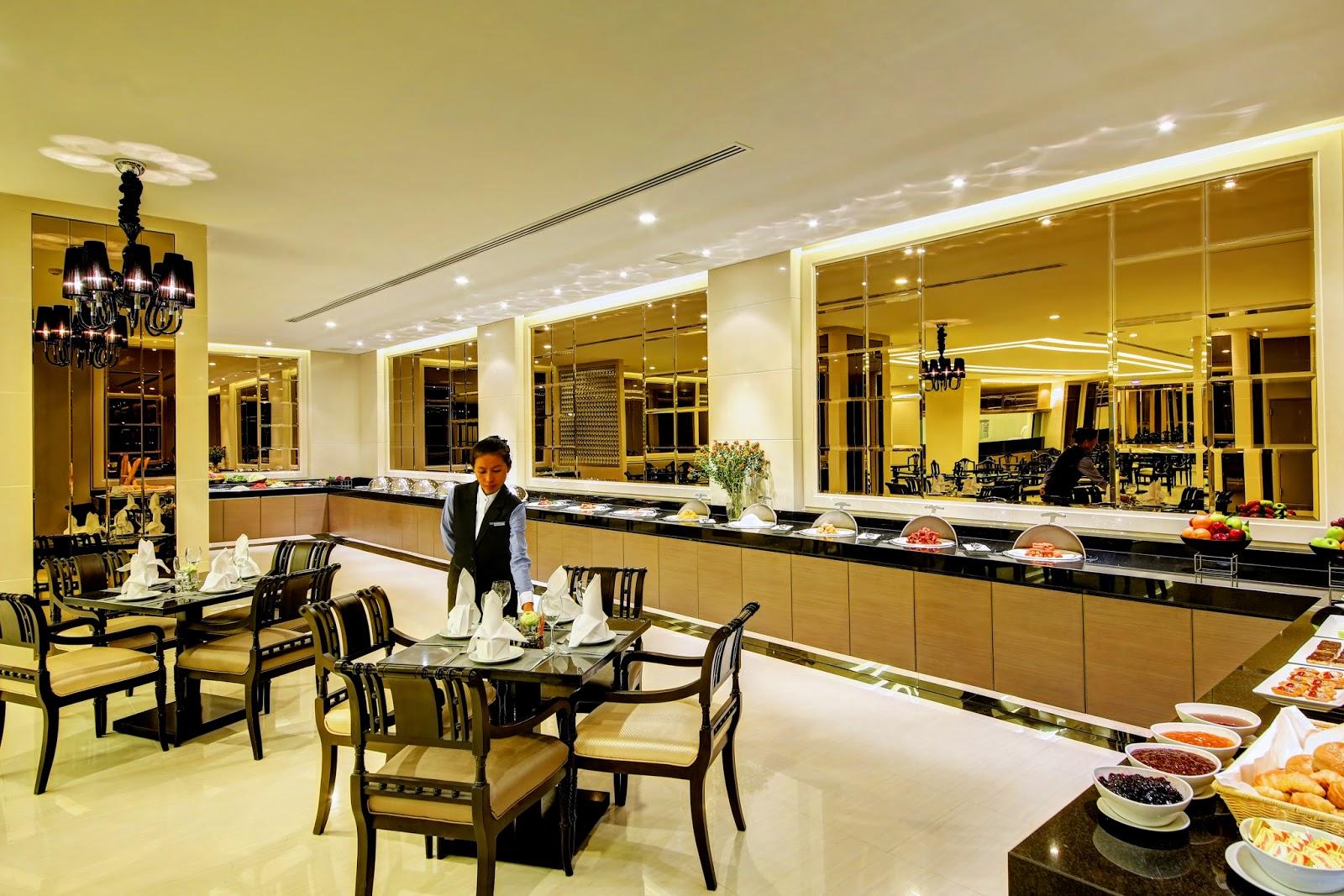 Mandarin hotel managed by centre point - Hotel mandarin restaurante ...