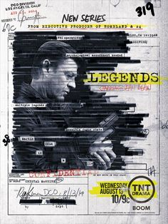 Assistir Legends 2x05 - The Legends of Terrence Graves Online