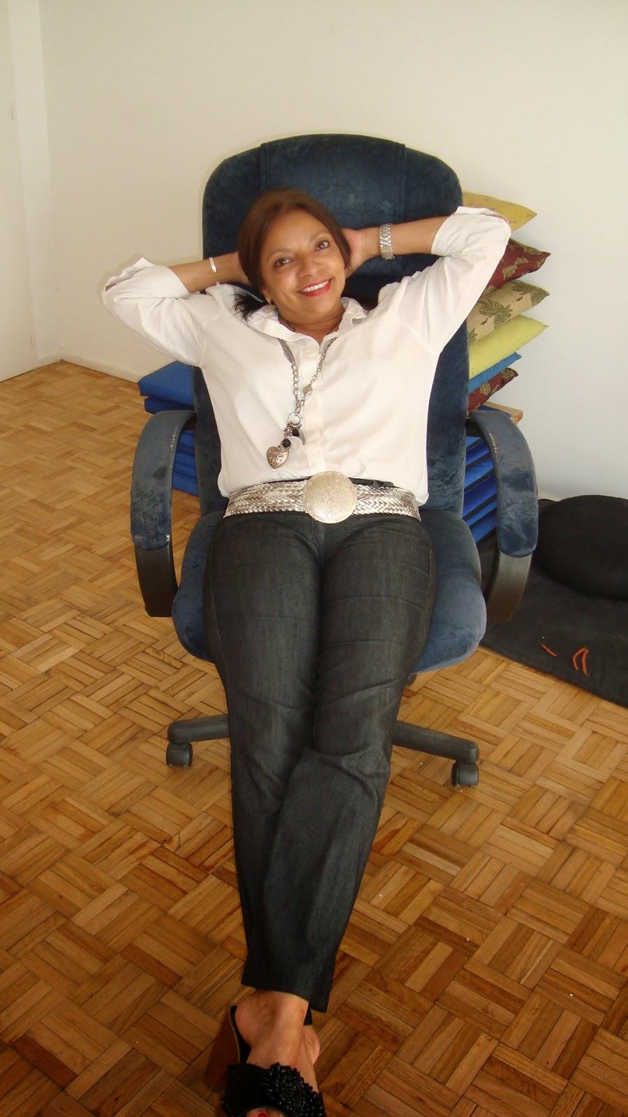 actitud positiva, comunicacion no verbal. Aida Bello Canto