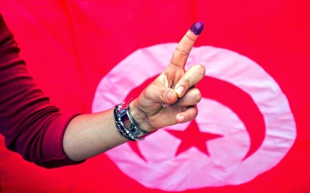 Tunsia Selenggarakan Pemilihan Presiden