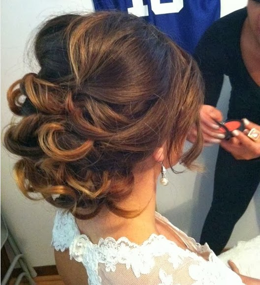 Hairstyles For A Summer Wedding : 2016 wedding hairstyle ideas for summer reception