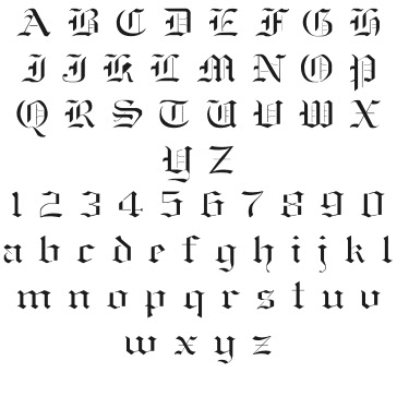 Be It A Simple Word Or Stylized Fonts That Are Not Easy To Read These Tattoo Can Add Flair Any Body Art