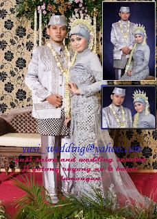 Kebaya Wedding Muslim Muslimah Modern Terbaru 2011