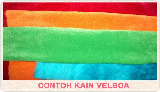 Image Result For Bahan Velboa