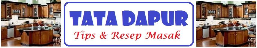 TATA DAPUR