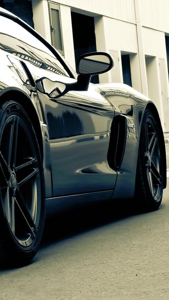 Corvette  Galaxy Note HD Wallpaper