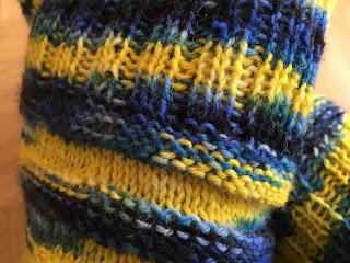 Mojo Socken Detail