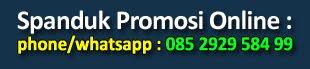 Spanduk Promosi Online