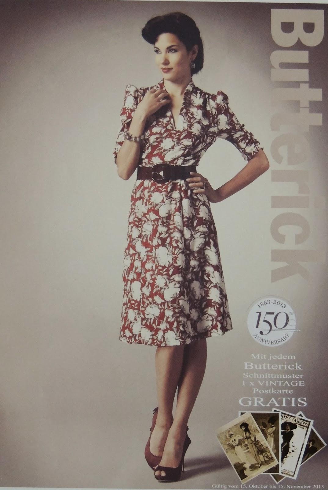 Schnittmuster kleid 40er jahre – Beliebte Kleidermodelle 2018