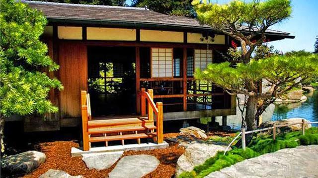 Desain Rumah Tradisional Jepang
