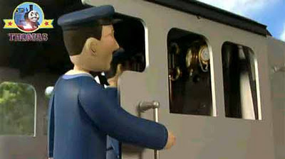Time to depart for summer residence silver locomotive Spence engine driver rang polished brass bell