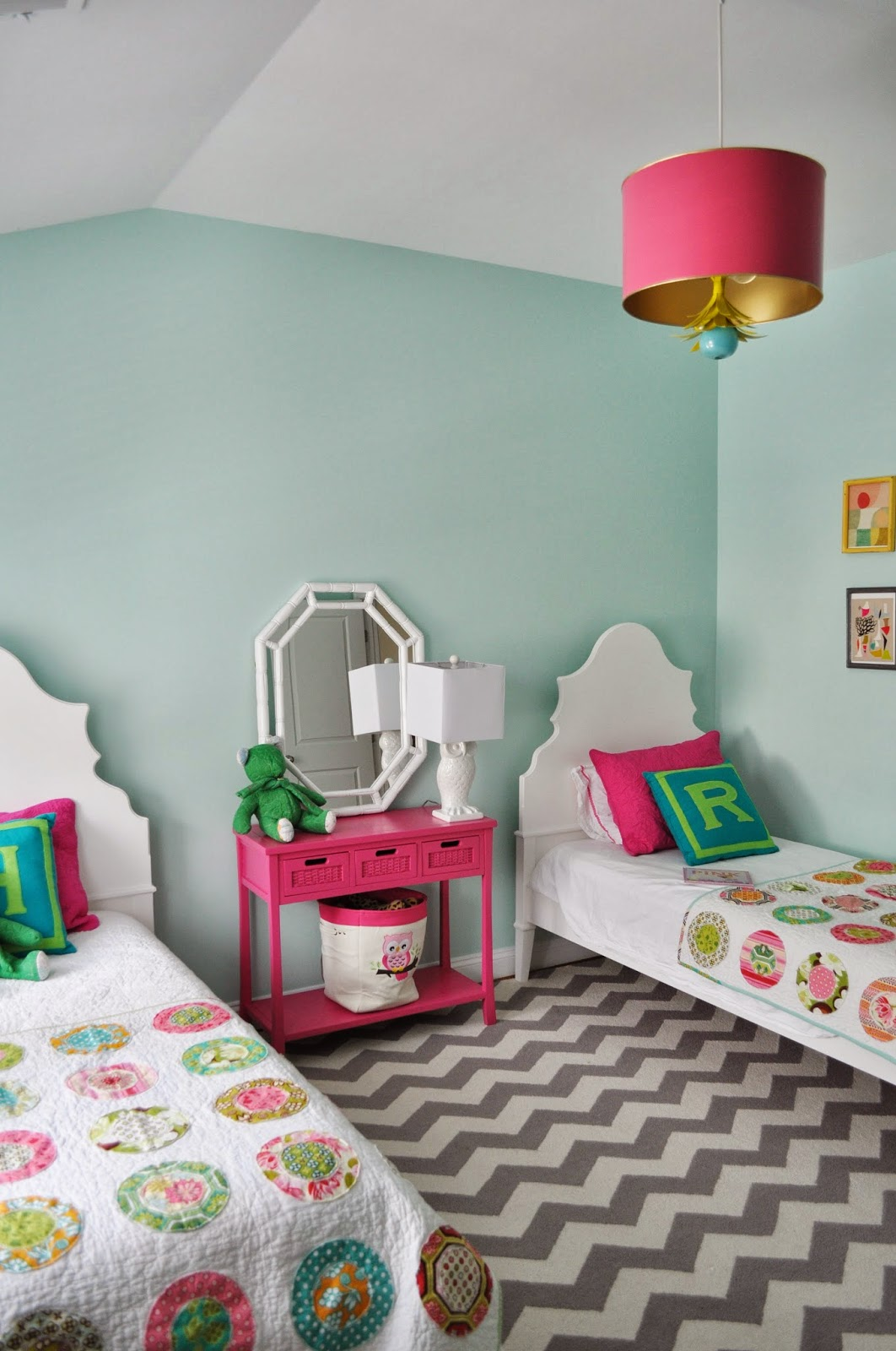 jws interiors project reveal twin girls eclectic bedroom project reveal twin girls eclectic bedroom
