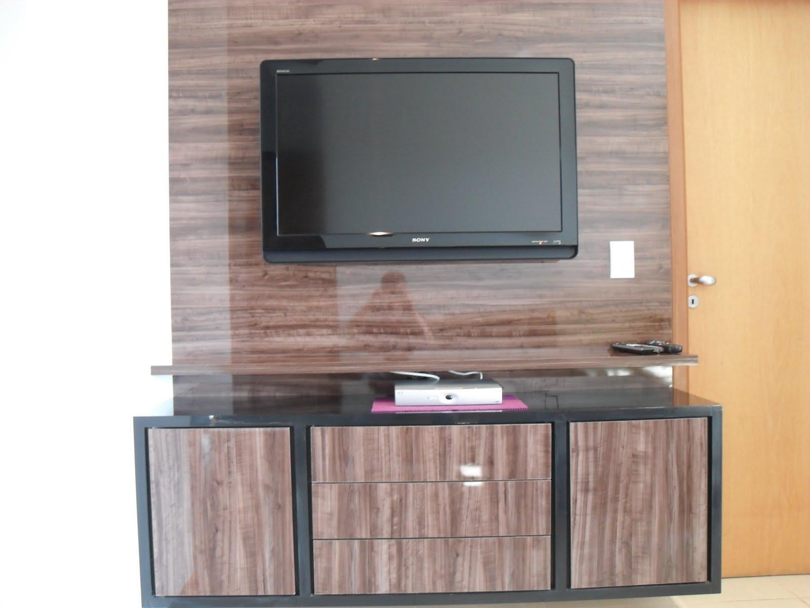 marcenaria e designer morozesk: Painel para TV LCD #A56E26 1600x1200