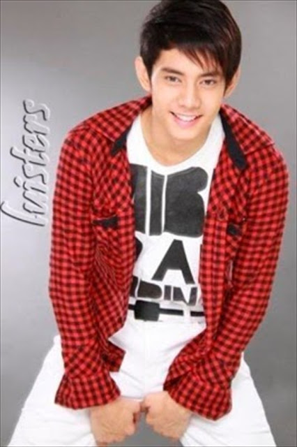 Handsome Luis Hontiveros, Cute Pinoy Teen Model