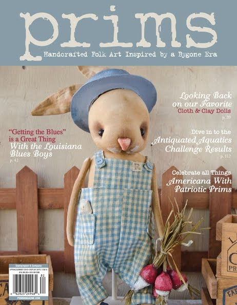 Prims Spring issue 2018