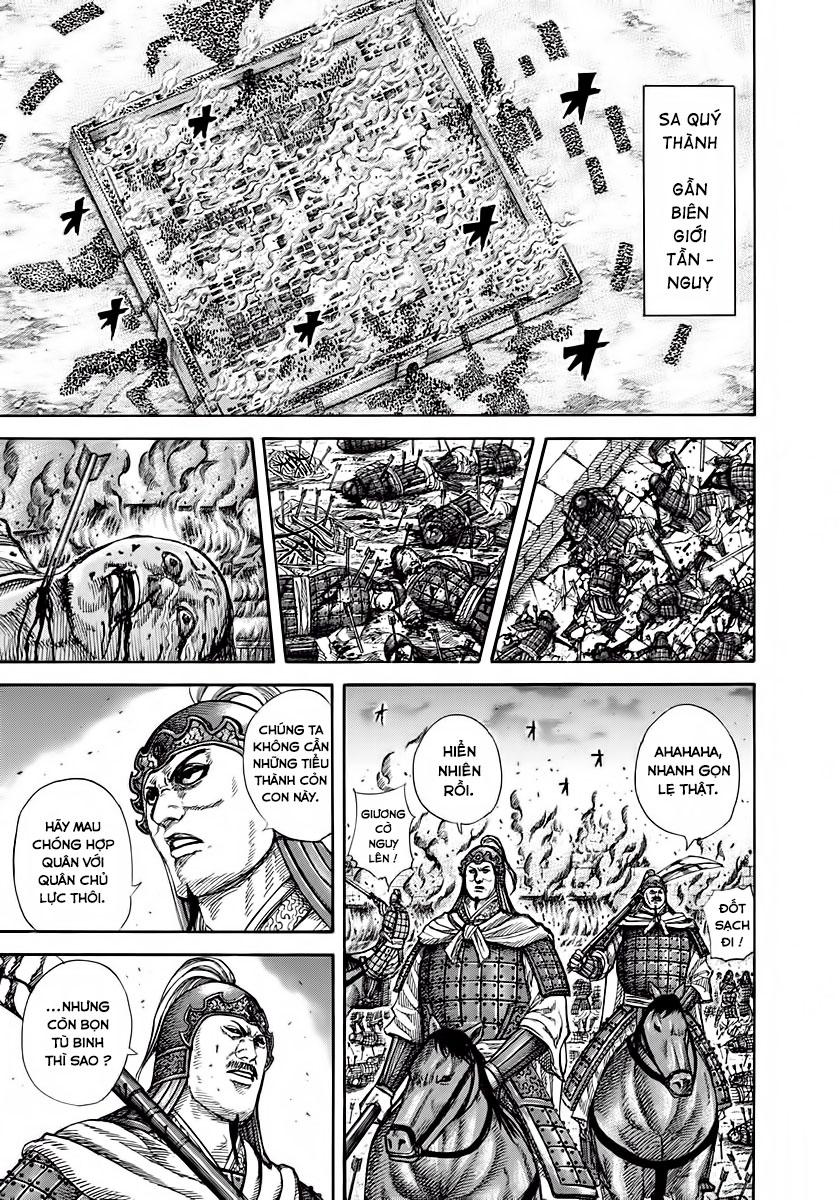 Kingdom - Vương Giả Thiên Hạ Chapter 263 page 4 - IZTruyenTranh.com